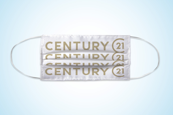 Picture of Century 21 Text Repeating