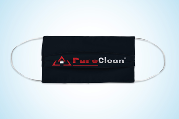 Picture of Puroclean Black Background