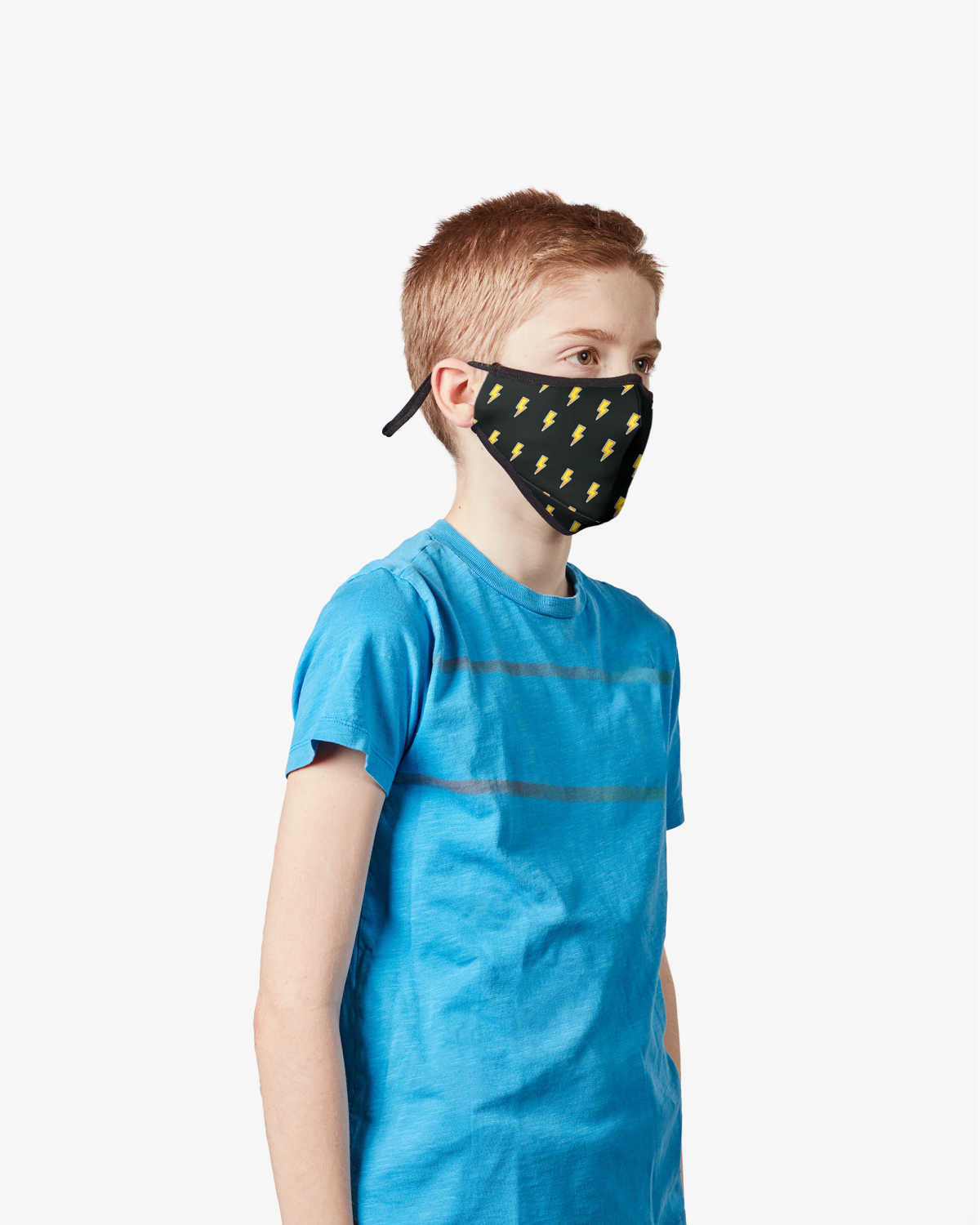Picture of TRUMASK Child Size Flash Design