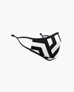 Picture of TRUMASK Adult Size Geometric Intersection Design
